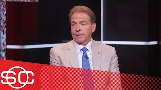 Nick Saban on the 'No. 1 concern' at Alabama that nobody talks about | SportsCenter | ESPN