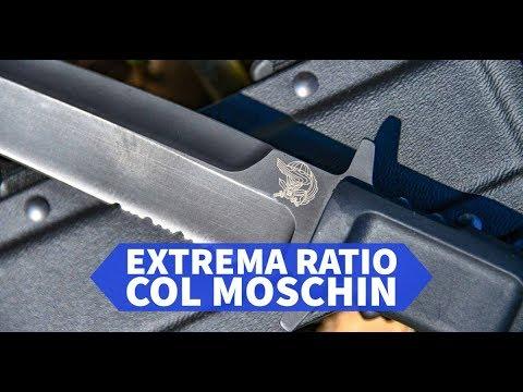 Extrema Ratio Col Moschin, il coltello a lama fissa da combattimento