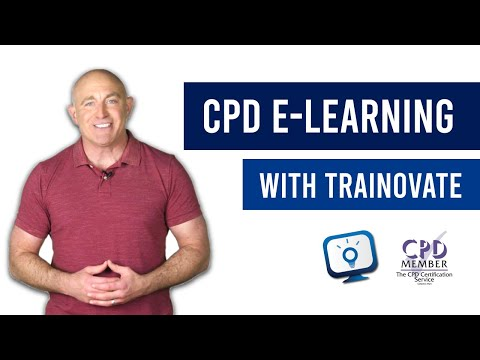 CPD Online Training   Trainovate E-learning Courses - YouTube