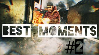 BEST MOMENTS #2 STANDOFF2