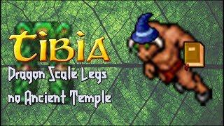 Tibia: O Mistério da DSL no Ancient Temple