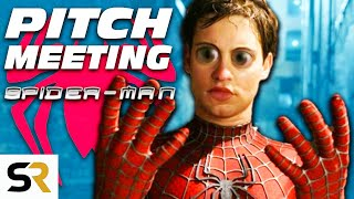Spider-Man (2002) Pitch Meeting