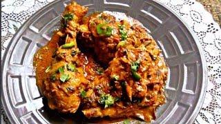 Kuku Kienyeji Aliyepikwa kwa Asali na Haradali (Honey Mustard Chicken)   Jikoni Magic