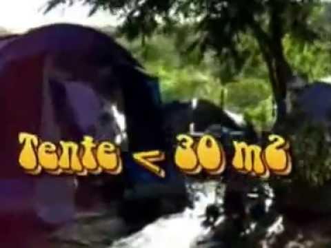 Les Emplacements caravanes et Tentes