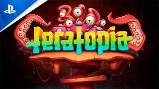 PlayStation Teratopia - Launch Trailer   PS4 anuncio