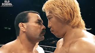 Don Frye Tribute
