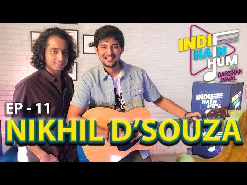 Indie Hain Hum with Darshan Raval | Episode - 11 - Nikhil D'souza | Red Indies | Red FM
