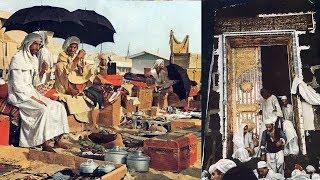Masuk ke Ka'bah hingga Minum Es Soda, Foto Menakjubkan Saat Ibadah Haji Tahun 1953