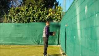 Mini Tennis Skills Against a Wall – 1 to 12 – Rob Cherry Tennis