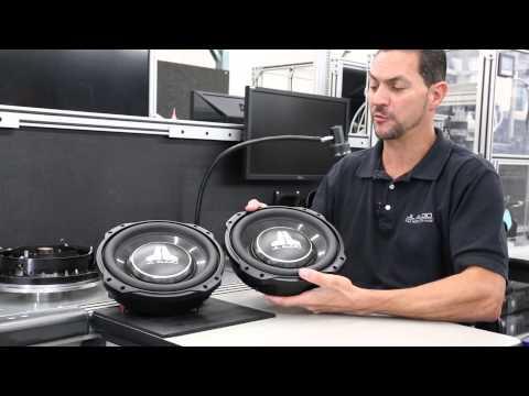 JL Audio TW3 Subwoofer Product Spotlight