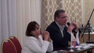 Владимир Рыжков с омичами.