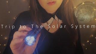 ASMR Trip to The Solar System 🌌 태양계여행