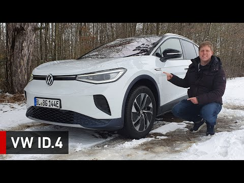 2021 VW ID4 MAX 77KWH - Review, Fahrbericht, Test