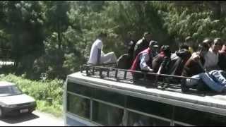 preview picture of video 'Непальский кондуктор'