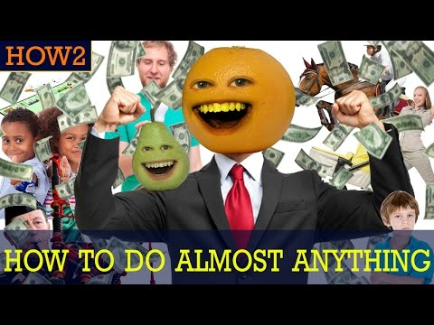 HOW2: How To Do Almost Anything! (HOW2 SUPERCUT)