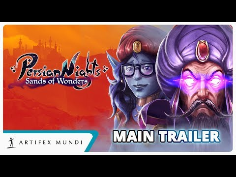 Persian Nights: Sands of Wonders  Adventure Trailer ESRB thumbnail