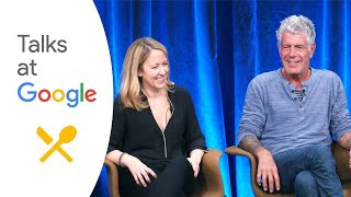 anthony bourdain amp laurie woolever quotappetitesquot  talks at google