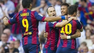 Suarez • Messi • Neymar • FC Barcelona Attack • New Version    2015    HD