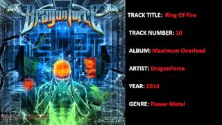 10 - DragonForce - Ring Of Fire