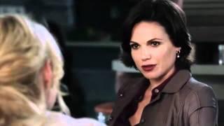 Emma et Regina ont une gentille conversation VO