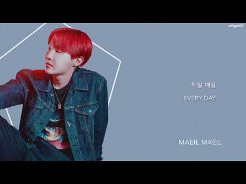 J-Hope - 'Base Line' [Han|Rom|Eng Lyrics]