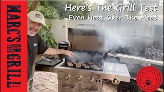 Perfect Grilled Steaks – no spots too hot or too cold