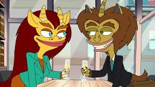 Download Youtube: Big Mouth Hormone Monster & Monstress Top 10 FUNNIEST Moments