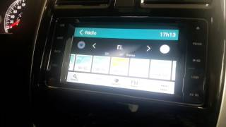 Desbloqueio + TV Digital + Espelhamento Multi App Nissan Versa/March/Kicks