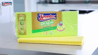 Spontex Posavajillas Origin anuncio
