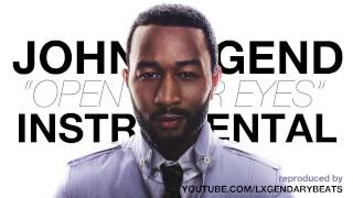 John Legend - Open Your Eyes (INSTRUMENTAL)