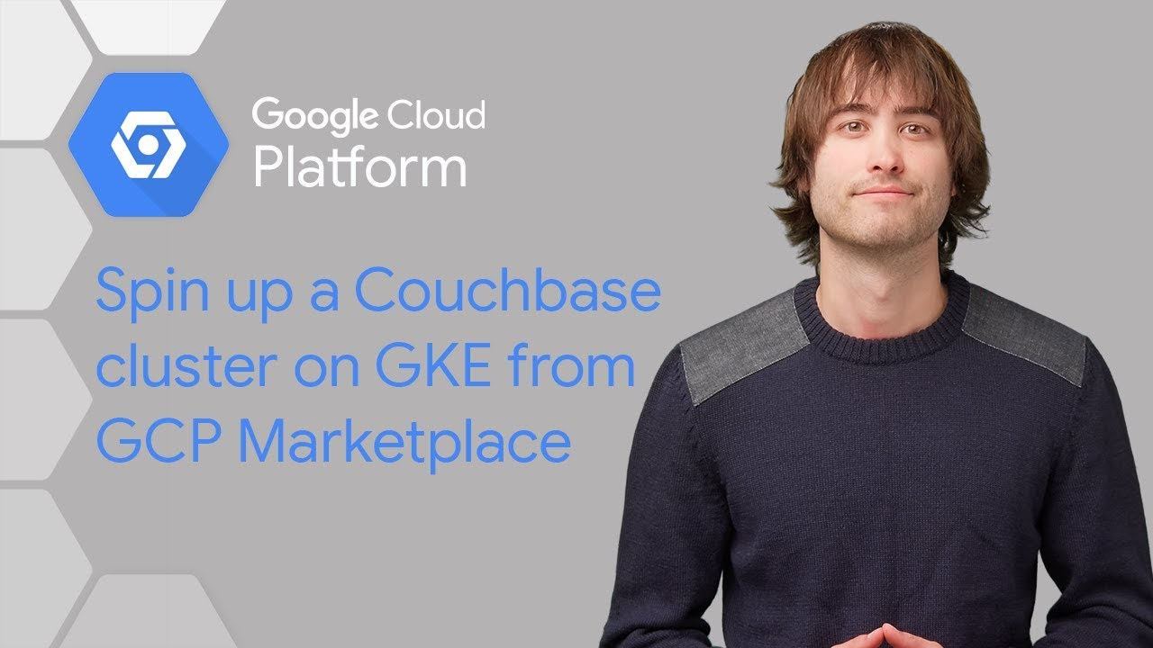 Couchbase, a fast and high performance NoSQL, can better address application development challenges using the Couchbase Autonomous Operator. See how to easily set up a Couchbase cluster on GKE through GCP Marketplace.