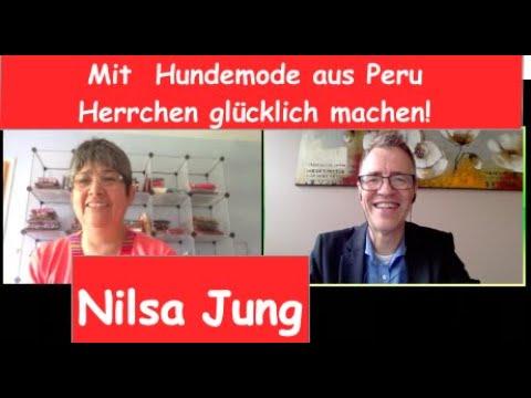 Hundemode aus Alpaka - Nilsa Jung⎢#21podcast_HolgerEhrsam