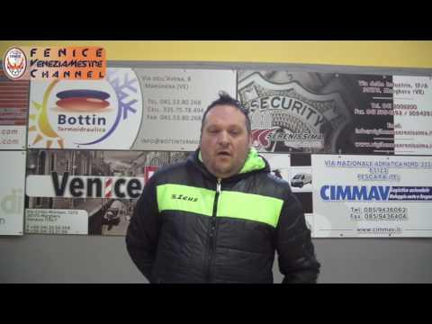 Preview video Serie B | Fenice x Chiuppano | Video Intervista al DS Francesco Meneghel