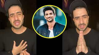 Aly Goni Angry Reaction To Trollers On Sushant Singh Urges People To Stop Circulating His Pictures