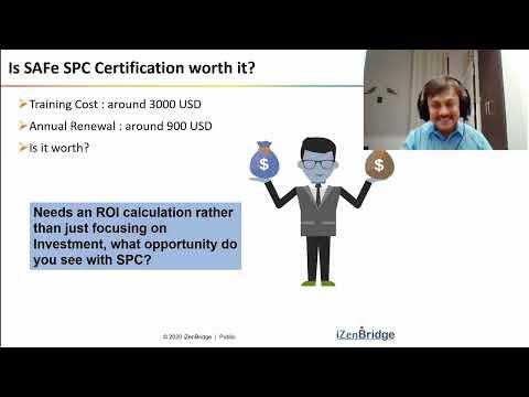 Who Should do SPC (SAFe Program Consultant) Certification ...