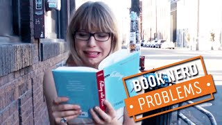 Book Nerd Problems | Getting The Feels In Public