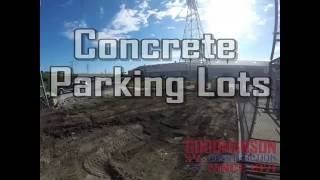 Concrete Parking Lots