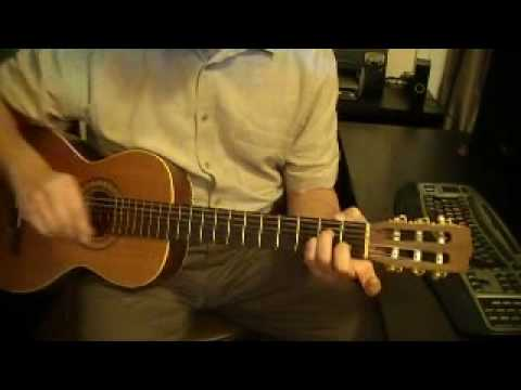 How to play A Minor Chord with easy guitar chords for beginners
