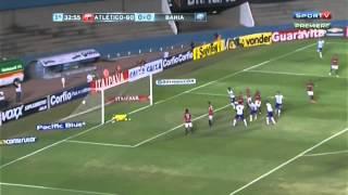 Atlético (GO) 1 x 1 Bahia