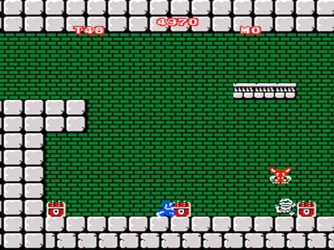 Vs. Mighty Bomb Jack (Japan) [MAME] [shortplay]