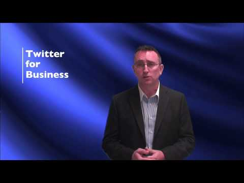 Marketing Minutes 34: Twitter for Business