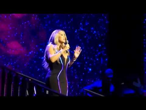 Mariah Carey - 8th Grade // Stay Long Love You (3/8/2019) Detroit, MI