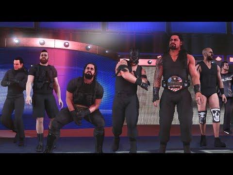 THE SHIELD REPLACE DEAN AMBROSE! | WWE 2K19 Universe Mods