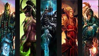 World of Warcraft- Epic trailer for War