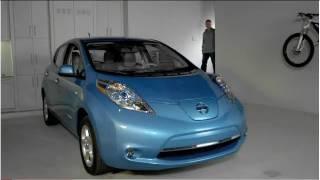 Nissan Insider LEAF Walkaround