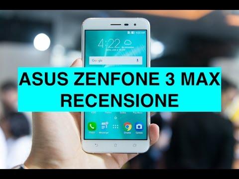 Foto Asus Zenfone 3 Max, video recensione