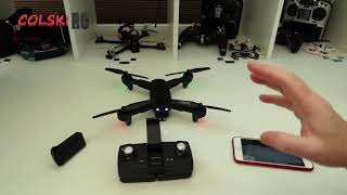 Snaptain SP500 1080p GPS Drone фото