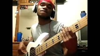 Ruben Studdard ~ If Only For One Night Bass Cover