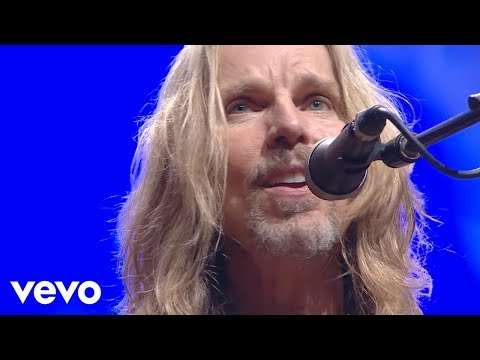 Tommy Shaw - Blue Collar Man (Sing For The Day!) (Official Video)