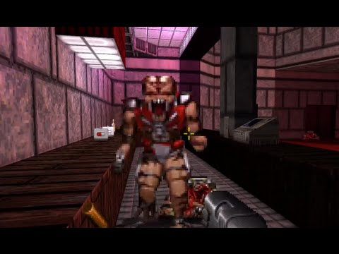 Duke Nukem 3D World Tour : vidéo de gameplay